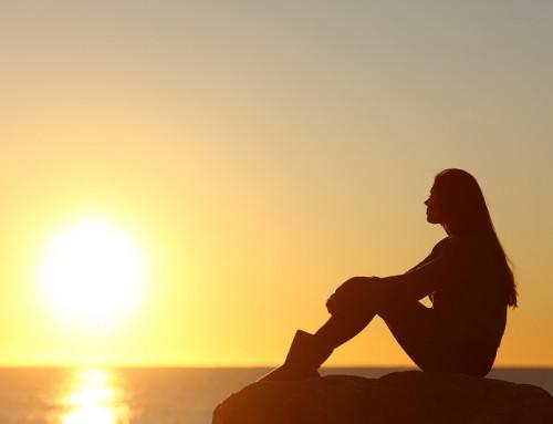 To, čo sa v našom živote práve deje, je začiatkom k niečomu novému